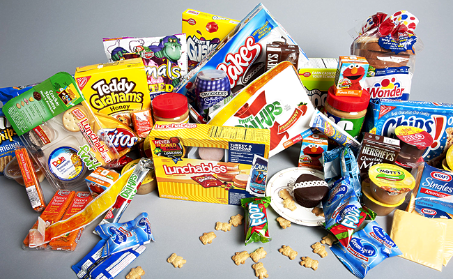 Processed Foods Hide Some Dirty Secrets